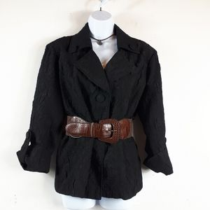 Vintage Kerry Brooke Black Blazer